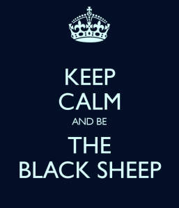 blck sheep